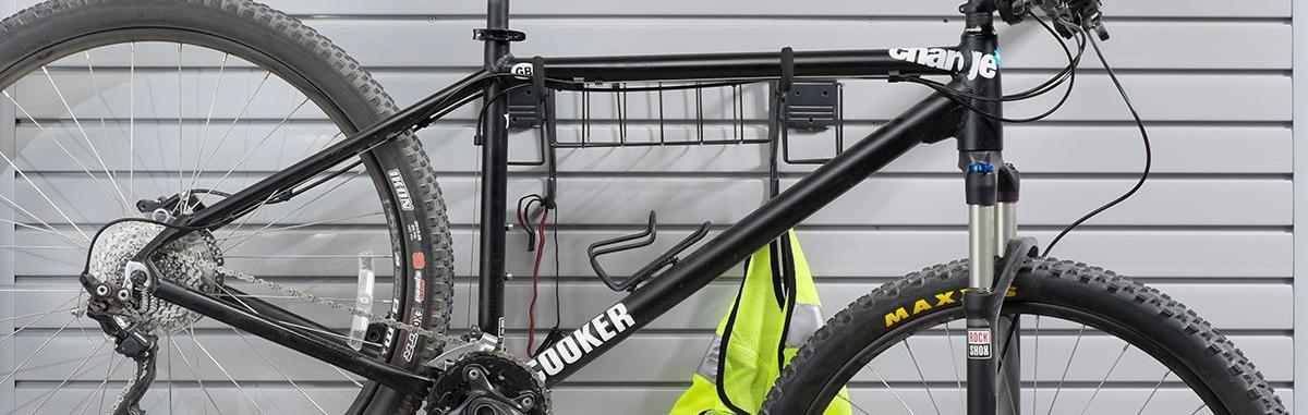 Garage Bike Storage Hooks