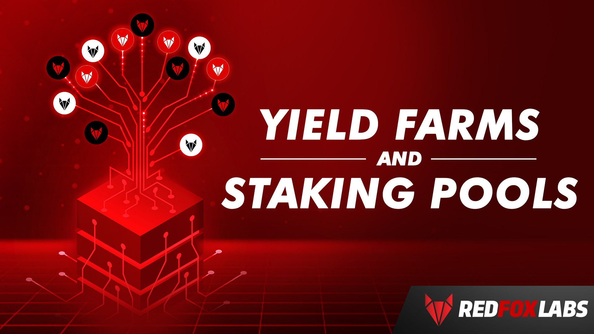 How Yield Farms & Staking Pools Generate Seemingly Impossible Returns