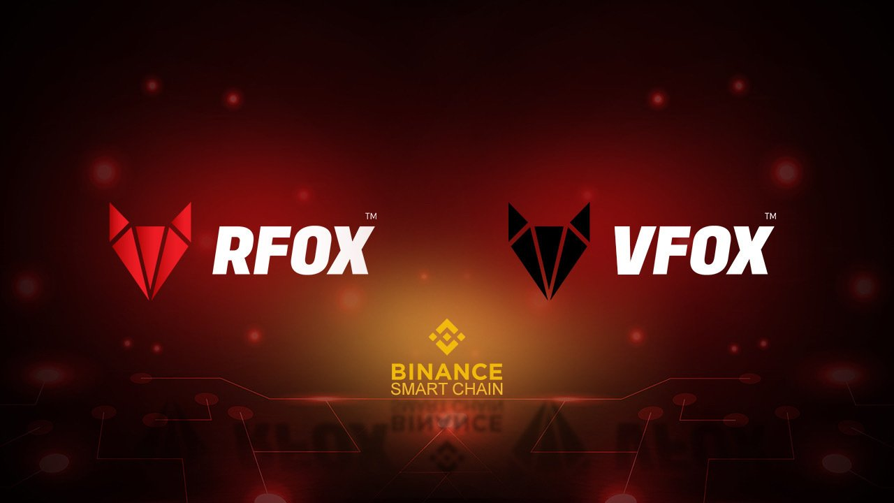 What REDFOX LABS will achieve on the Binance Smart Chain