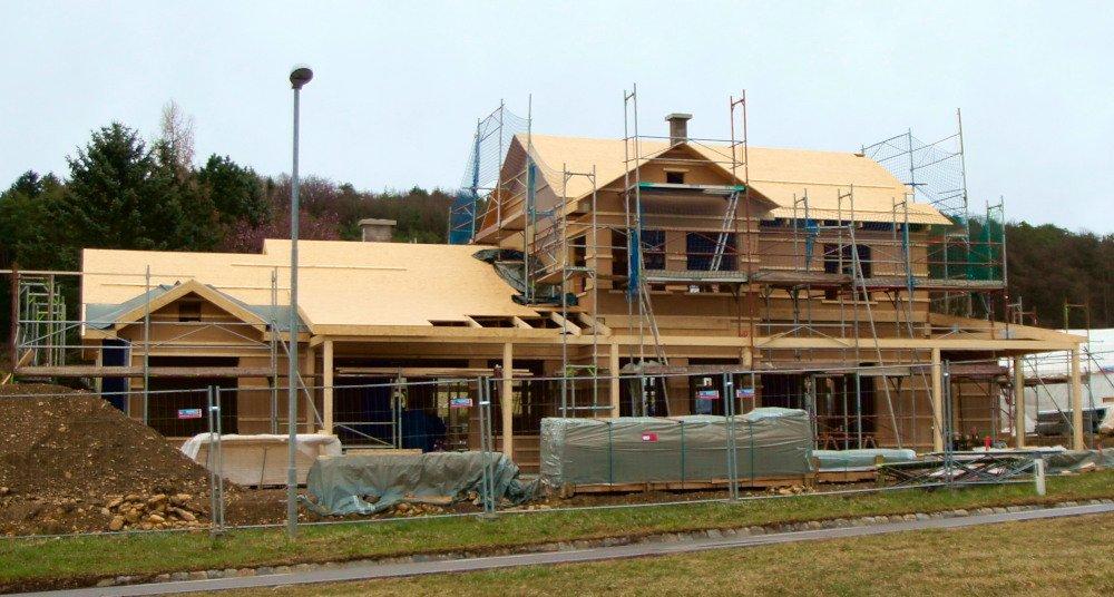 Bauen amerikanische häuser Amerikanische Häuser